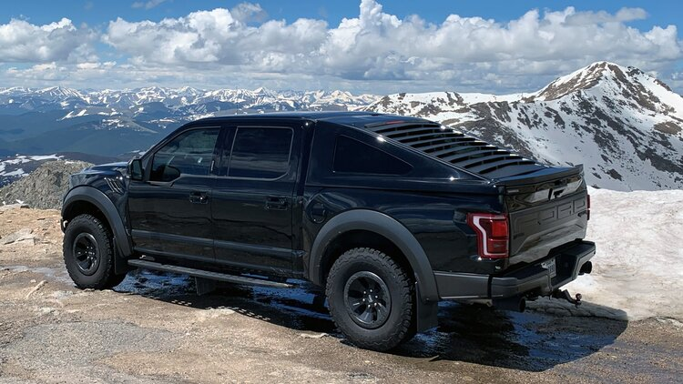 You can now turn your Ford F150 into a Fastback