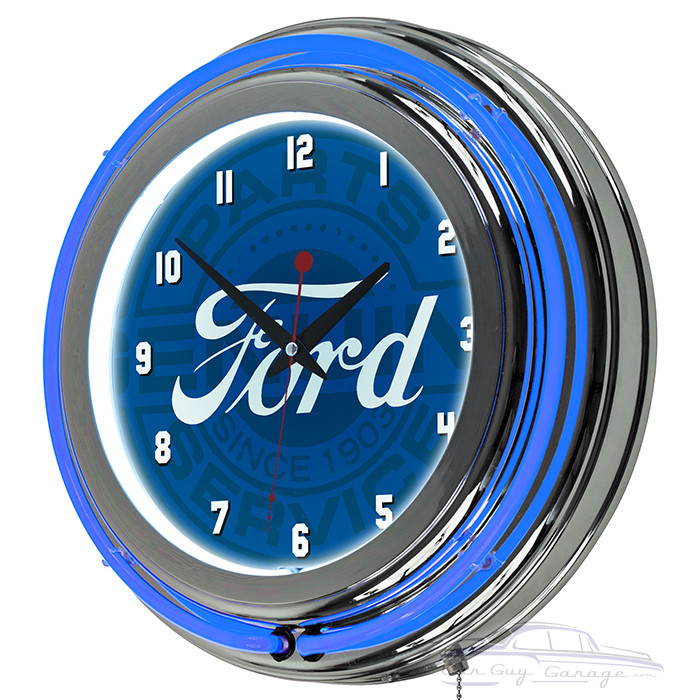 What's the best place to get a garage clock?