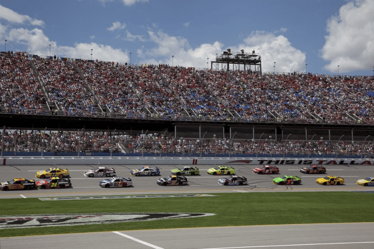 Nascar bans confederate flag from all of its races, events and their properties