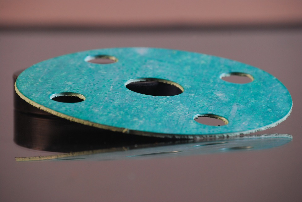 How to build a gasket with gasket material