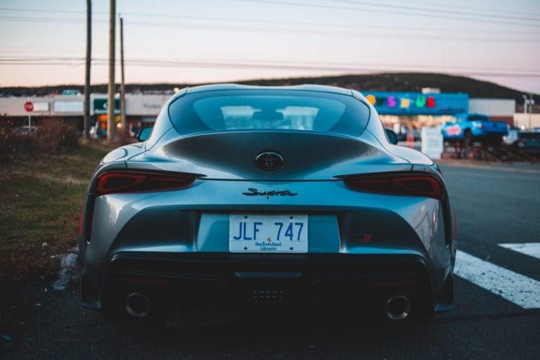 Woman purchases a new Toyota Supra then moments later has a fatal crash