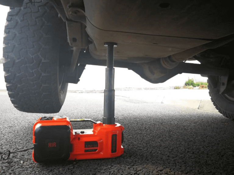 What is the best electric car jack