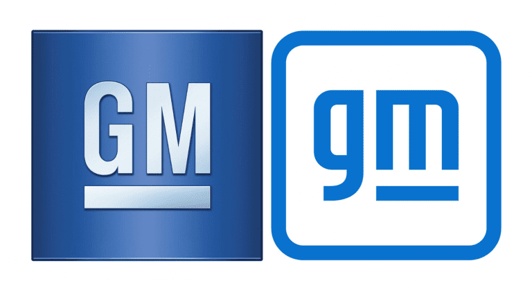 General Motors redesigns its logo 50 years later