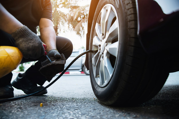 What tire pressure is too low?