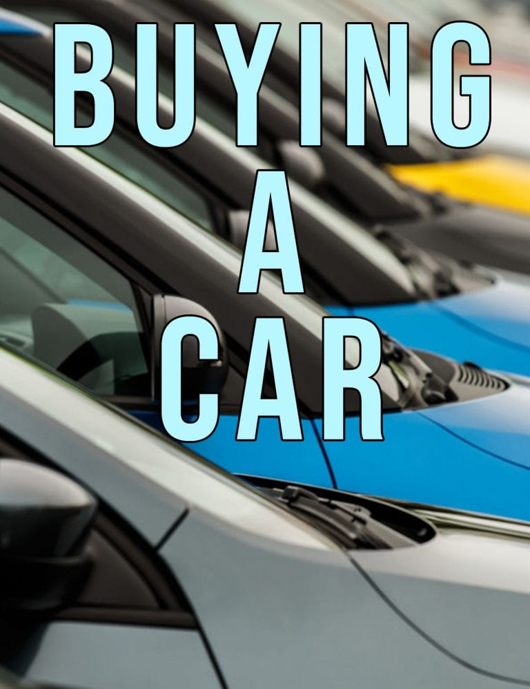 Get the ultimate guide to buying a car.