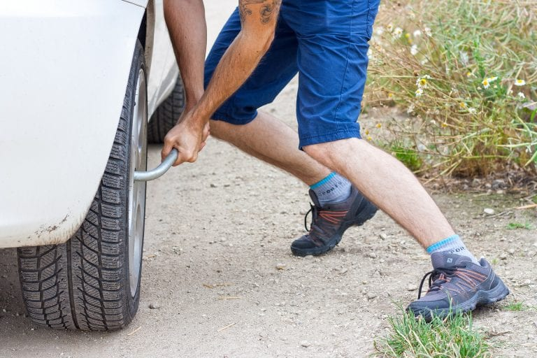What can affect tire pressure
