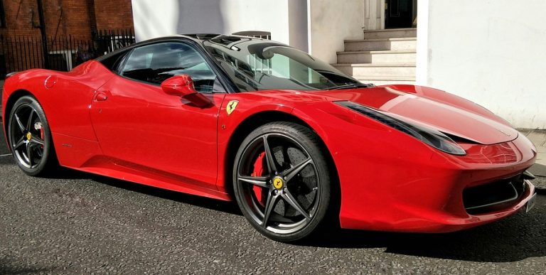 What are the best tires for a Ferrari 458?