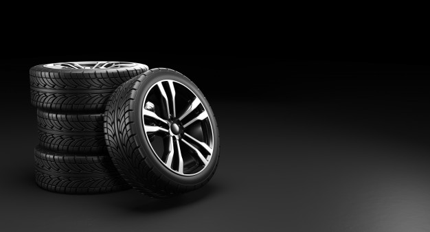 How long does it take to put new tires on a car?