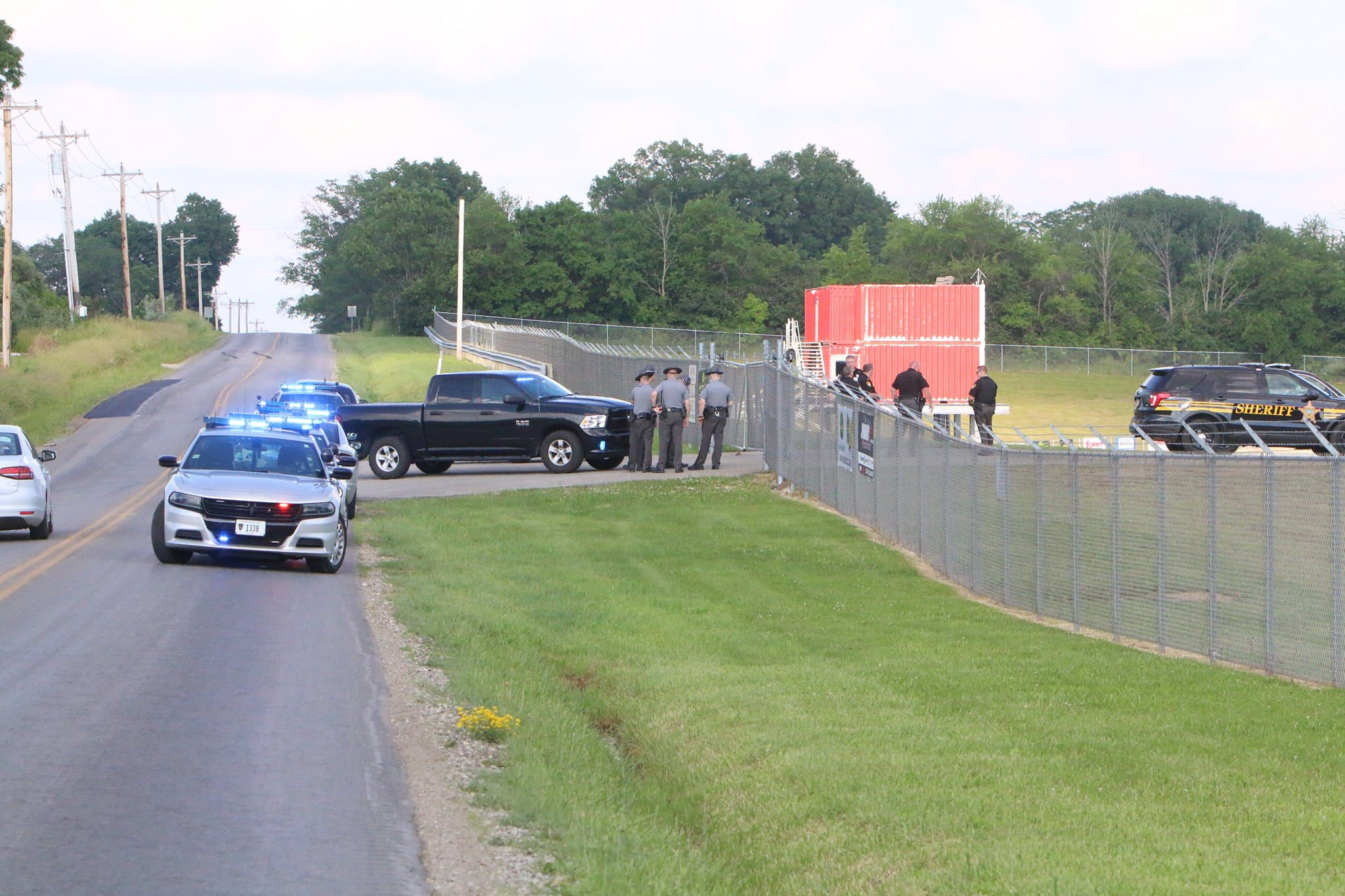 Shooting at Dragway 42 during an Import Face-Off event leaves one dead