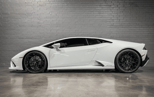 Someone sent Underground Racing their Lamborghini Huracan and no one knows who it belongs to.