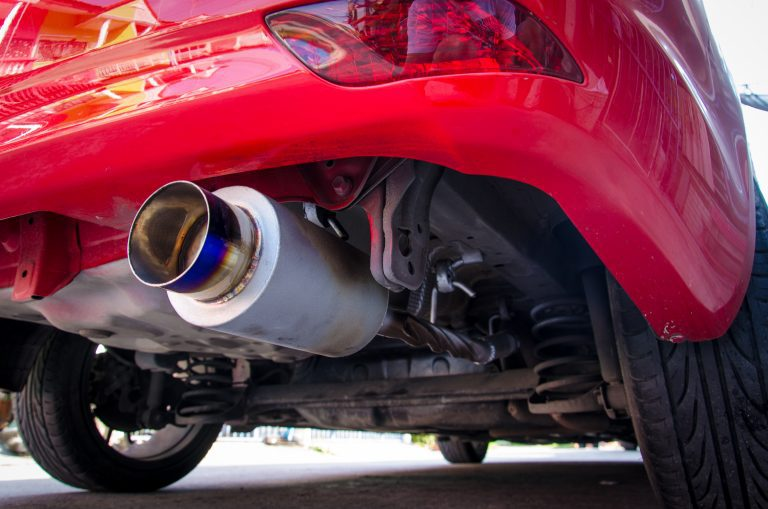 What's a ricer fart can exhaust?